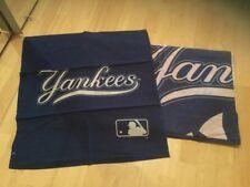 Parure de lit Housse de couette + Taie oreiller Yankees  140 cm x 200 cm 1 pers