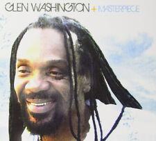 Glen Washington : Masterpiece CD (2016) ***NEW***