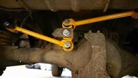 discovery 2 Td5/V8 watts linkage assembly. Jcb yellow. Oem bushes