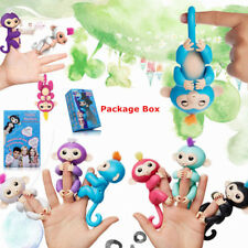 Alientech Mini Interactive Pet Electronic Monkey Sound Finger Motion Hanger Toys