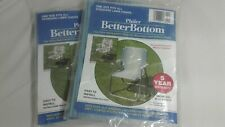 Phifer BETTER BOTTOM 1 Piece Replacement for Aluminum Lawn & Patio Chairs Blue