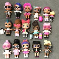 Lol Surprise Sugar & Angle & BLING QUEEN crystal queen Unicorn Curious QT Doll