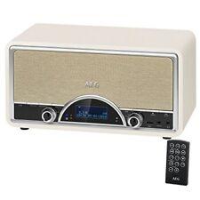 AEG 400685 NDR 4378 DAB Retro Digitalradio creme D