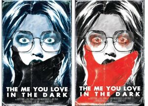 THE ME YOU LOVE IN THE DARK #1 HUTCHISON-CATES 616 2 Book Set 500 COA HOT