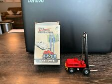 KOVAR RETRO 1965 DESTA FORK LIFT TRUCK DIE-CAST/Made in Czech Republic