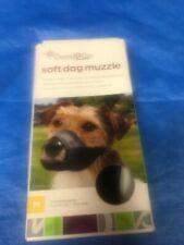 New listing Good 2 Go Soft Dog Muzzle Medium Black