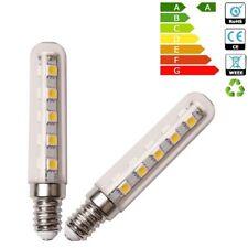 WOW - 2 X 2.5w E14 LED Light Bulb for Kitchen Range Hood Chimmey Cooker Fridge