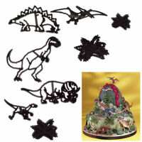 Sugarcraft Patchwork cutters- Dinosaur Set