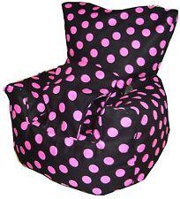Polka Dot Spots Baby Bean Bag Chair Harness Support Strap