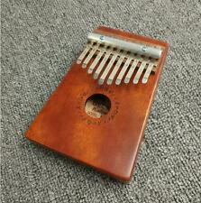 Professional Thumb Piano 10Keys Kalimba Traditional Musical Instrument Nice Gift