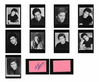 Andrew Stevens - Signed Autograph and Headshot Photo set - Dallas