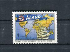 Aland  1992 Congresso associazione internazionale di Capo Horn  Mnh