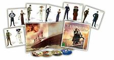 Titanic Special Collectors Edition inkl. 6 Art Cards Blu-ray DVD Film Soundtrack