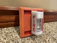 Wheelock Mt 24 Wm Fire Alarm Horn Strobe