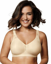 408c33f3f1628 Playtex 18 Hour Seamless Wirefree Bra All-Around Smoothing TruSUPPORT  Comfort