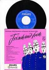 """7"""" - Frisch und Froh - Marschlieder-Potpourri --------"""