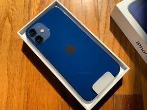 Apple iPhone 12 mini - 64GB - Blue (Unlocked) Brand new in box A2176