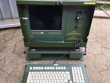 Bundeswehr Rechner T41 für Schreibfunktrupp C EADS Telefunken RACOMS