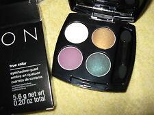 """Femme Fatale"" True Color Eyeshadow Quad (4 shades) Avon Makeup Eyes New In Box"