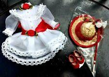 "Robert Tonner Collector Doll, Kripplebrush Kids Girl Outfit for 8"" doll  New"