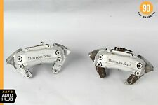 Mercedes W220 S600 CL600 CLK55 AMG Front Brake Caliper Calipers Set Brembo OEM