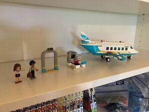 Lego Friends 41100 - L'Avion Privé de Heartlake City - Comme NEUF