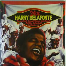 "2x 12"" LP - Harry Belafonte - 24x Harry Belafonte - E2370 - cleaned"