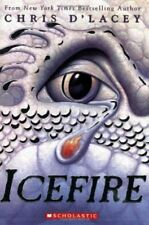 Icefire (The Last Dragon Chronicles #2) by d'Lacey, Chris