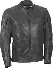 ONE BRAND NEW HIGHWAY 21 GUNNER MEN'S USA SIZE LARGE LEATHER MOTORCYCLE JACKET