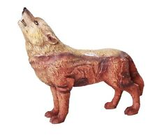 The Wolf Spirit Collection Grand Canyon Wolf Spirit Collectible Figurine