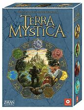 Terra Mystica [Board Game, Z-Man, Fantasy, 2-5 Players, 1-2 Hrs, Ages 12+] NEW