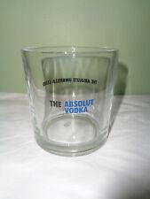 Absolut Vodka - Rocks - Liquor - Drinking Glass - Umbrella Stand - New
