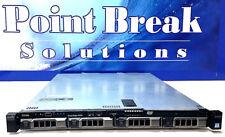 DELL POWEREDGE R430 2x E5-2620v4 2.10Ghz 8C 64GB 4x 2TB SAS 8TB 4-Bay w/WARRANTY