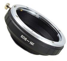 Canon EOS EF EFS Lens per Samsung Galaxy NX NX2000 NX500 NX3000 NX1 Adattatore di montaggio