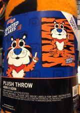 Funko Kelloggs Tony Tiger Frosted Flakes ad icons Plush Throw Fleece Blanket 👀