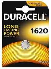 Batteria a bottone DURACELL 2032 CR2032 DL2032 ECR2032 3V litio scad.2023