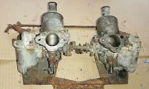 MINI COOPER S TWIN SU CARBS 1.25 HS2 & LINKAGES FOR REBUILD MG MIDGET 1300GT BMC