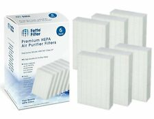 Fette Filter 6 Premium HEPA R Replacement Filter Pack Compatible with Honeywe...