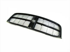 DODGE RAM 1500 2500 3500 BRILLIANT BLACK GRILLE WITH CHROME INSERTS OE NEW MOPAR