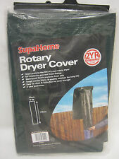 New Supahome Waterproof Rotary Line Airer Dryer Cover Green SGC30