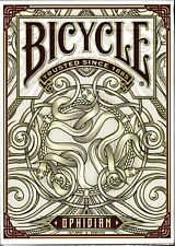 Ophidian [Bicycle] Playing Cards - New - Rare (only 2500) - USPCC - 100% Custom