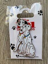Pin Disney Disneyland Paris 101 Dalmatians Pongo & Perditta OE