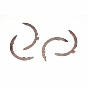 THRUST WASHERS A124/4 STD FOR AUDI 80 1.9 2.0 2.2 2.3