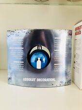 Colección resolución!!! absolut vodka X-mas pelota Blue en Box * nuevo *