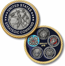 United States Strategic Command / Offutt Air Force Base Challenge Coin