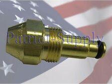 DELAVAN 30609-8 (SNA .75) SIPHON NOZZLE WASTE OIL NOZZLE USED OIL 30609-008