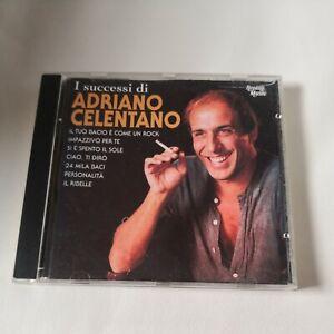 ADRIANO CELENTANO I SUCCESSI DI ADRIANO CD FUORI CATALOGO