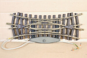 LGB 1225 12250 G GAUGE ELECTRIC DOUBLE SLIP CROSSING POINT nz