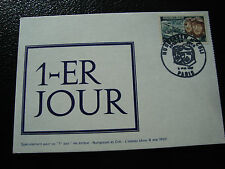 FRANCE - carte 1er jour 1967 (nungesser et coli) (cy56) french
