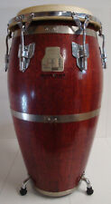 Hochw. Meinl Woodcraft Trommel Percussion Conga Handtrommel HxD 74x38cm 80er J.1